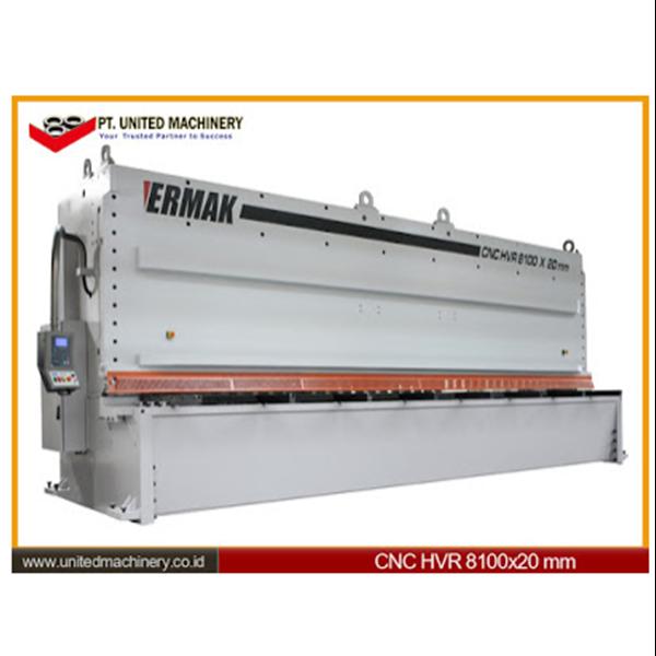 Mesin Potong Plat CNC HVR 8100 x 20 mm