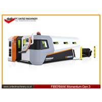 Fibermak Laser Cutting Machine Momentum Gen 3