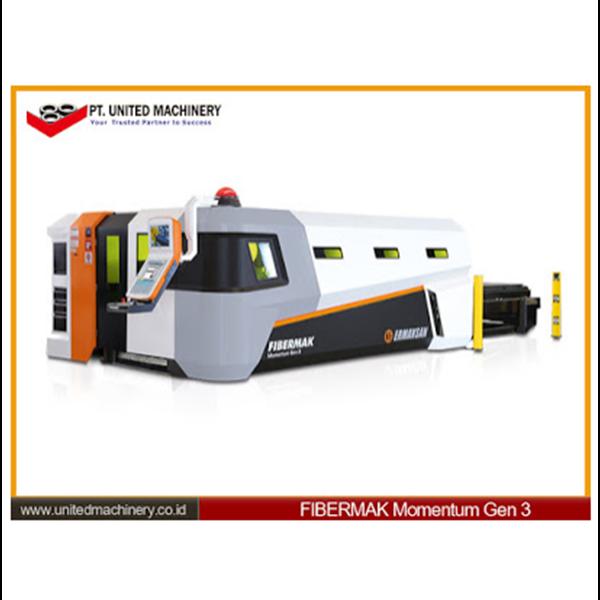 Fibermak Laser Cutting Machine Momentum Gen 3