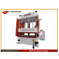 Press Machine 500 Ton Coloumn Frame