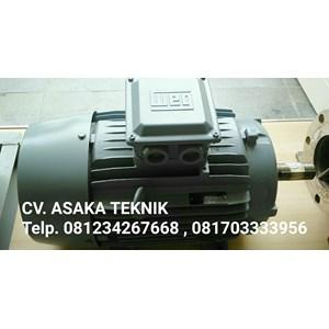 elektro motor horizontal