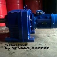 Helical Gear motor TR