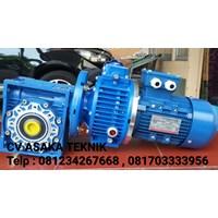 Jual Worm gear motor vareator