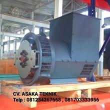 Generator Industri dan Kapal