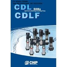 Vertical Pump multistage CNP