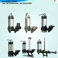 Pompa celup - submersible pump 1