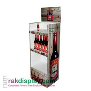 Rak Display Ketcup