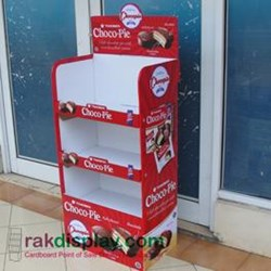 Rak Display Biscuit By Prima Indo Grafika
