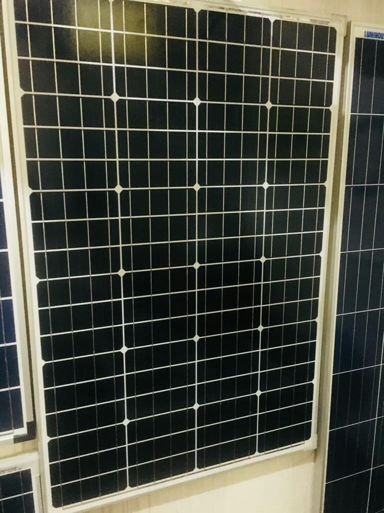 Jual Panel Tenaga Surya Solar Panel 200 Wp Harga Murah