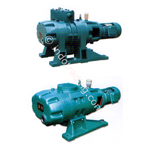 Zj / Zjp Roots Vacuum Pump