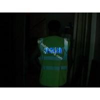 Jual Lampu Waterproof (Rompi Vest)