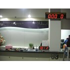 The Counter Of The Queue-Queue Display Machine 3