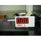 The Counter Of The Queue-Queue Display Machine 2