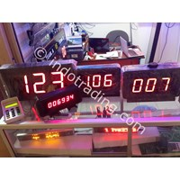 Jual Loket Antrian - Mesin Display Antrian (Display Led)