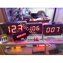 Loket Antrian - Mesin Display Antrian (Display Led)