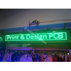 Moving Sign Display (Multi Color) 10