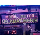 Moving Sign Display (Multi Color) 5