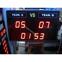 Papan Skor Digital Led (Digital Score Board)