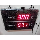 Temperature And Humidity Display 1