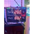 Temperature And Humidity Display 2