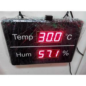 Alat Ukur Suhu Dan Kelembaban Display (Moisture Meter)