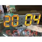 DISPLAY SEGMENT DIGITAL CLOCK DS 6609 6