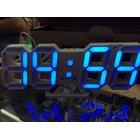 DISPLAY SEGMENT DIGITAL CLOCK DS 6609 1