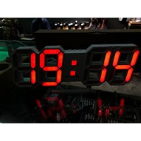 Beli DISPLAY SEGMENT JAM DIGITAL DS 6609 4