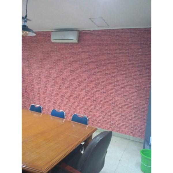 Wallpaper motif klasik