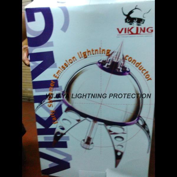 Penangkal Petir Viking V3