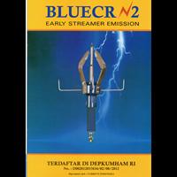 Jual Penangkal Petir BlueCrn 2 N35 Elektrostatis 2