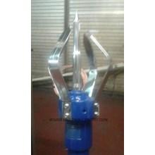 Anti Petir Bluecrn 2 N35 Elektrostatis