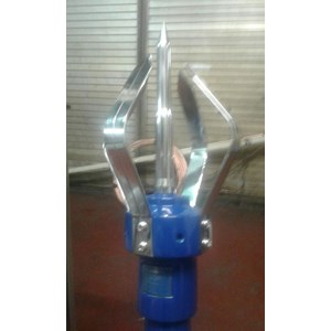 Anti Petir Bluecrn 2 N120 Elektrostatis