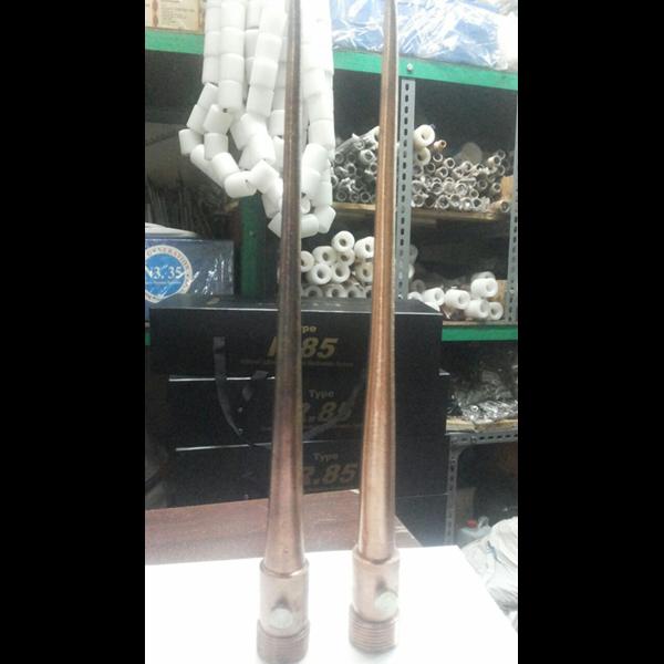 Spear Splitzen Brass Lightning Rod