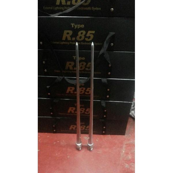 Splitzen Aluminum Lightning Rod