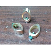 Clamp Grounding Tipe Cincin Ukuran 1