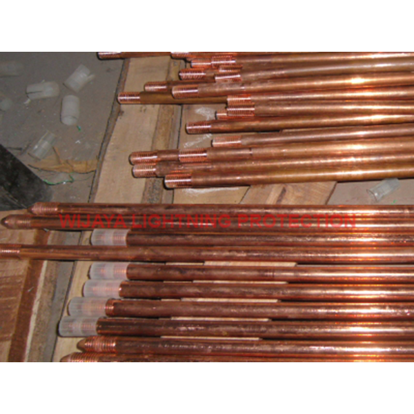 "Copper Grounding Rod 5/8"""