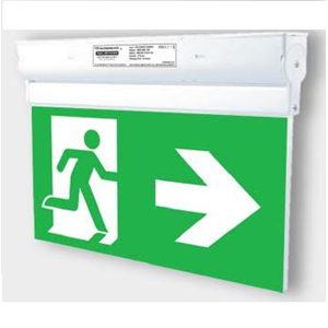 Lampu Emergency Exit TDE Leuchtentechnik