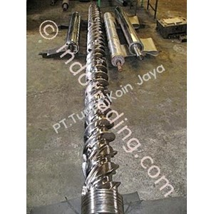 Screw By PT  TUNAS KOIN JAYA(Hard chrome plating)