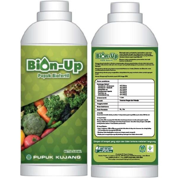 Hydroponics Nutrition Bion-Up Fertilizer Pupuk Kujang Cikampek Non-Subsidized Fertilizer
