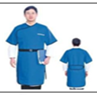 Lead Apron Short Sleeve Double Sided 1