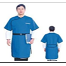 Lead Apron Short Sleeve Double Sided