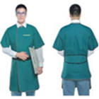 Lead Apron Short-Sleeve Single Sided 1