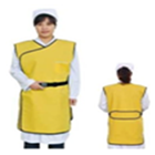 Lead Apron Non-Sleeve Double Sided 1