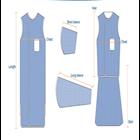 Lead Apron Model STA-X (Single sided) 2
