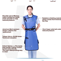 Lead Apron Model STA-G (Two Parts Apron)