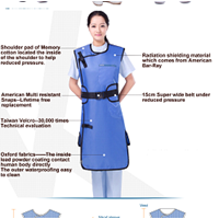 Lead Apron Model STA-J (Two Parts Apron)