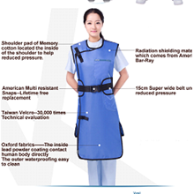 Lead Apron Model STA-P (Police Style Two Parts Apr