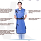 Lead Apron Model STA-P (Police Style Two Parts Apron With Long Pants)