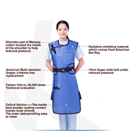 Jual Lead Apron Model STA-Kid (Two Parts Apron For Kids) 2